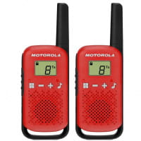 Радиостанции Радиостанции Motorola Talkabout T42 RED