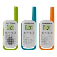 Радиостанции Motorola Talkabout T42 Triple