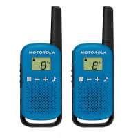Радиостанции Motorola Talkabout T42 BLUE