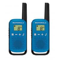 Радиостанции Motorola Talkabout T42 BLUE