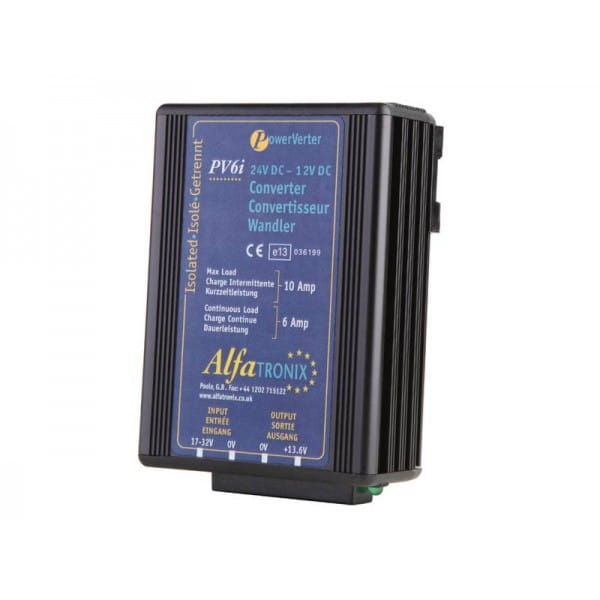 Конвертер 24V/12V 6-10А Motorola WAPN4004