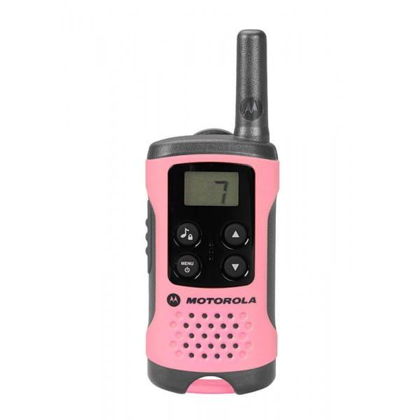 Радиостанция Motorola TLKR T41 Pink