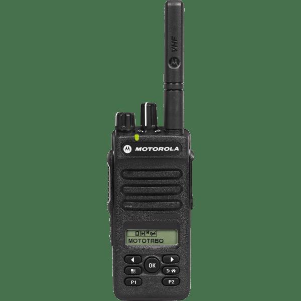 Радиостанция цифровая Motorola DP2600E 136-174 MHz