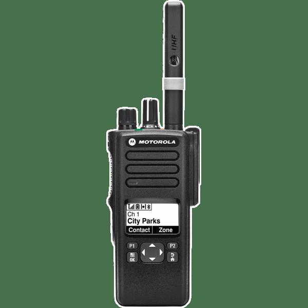 Радиостанция цифровая Motorola DP4600 136-174 MHz