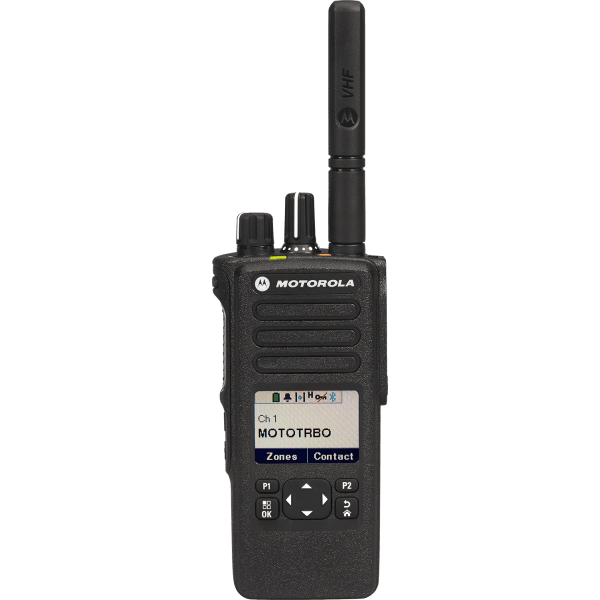 Радиостанция цифровая Motorola DP4600E 136-174 MHz
