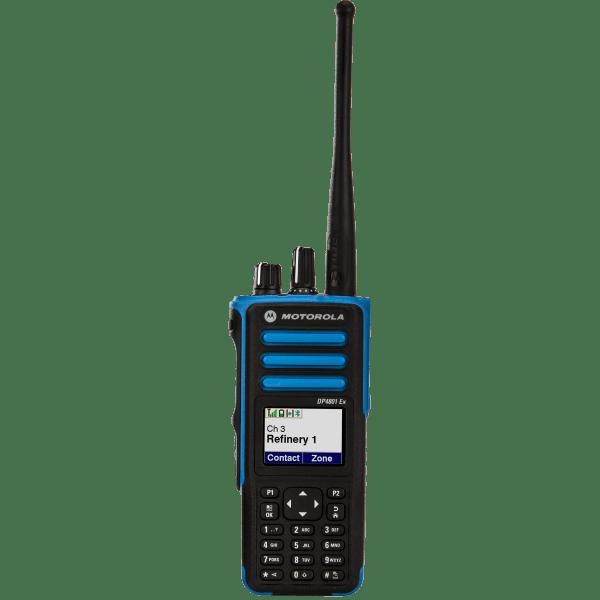 Радиостанция цифровая Motorola DP4801 ATEX 136-174 MHz