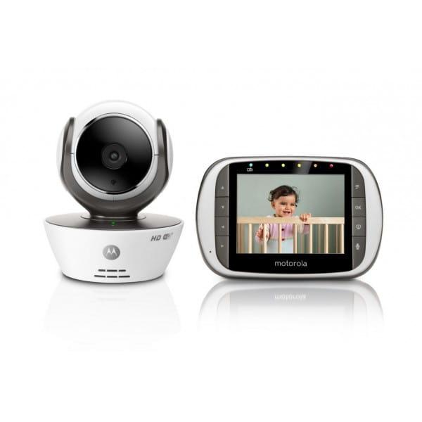 Видеоняня цифровая беспроводная Motorola MBP853Connect