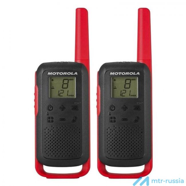 Радиостанции Motorola Talkabout T62 RED