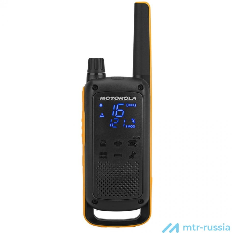 Talkabout T82 EXTREME RSM B8P00811YDZMAG в фирменном магазине Motorola