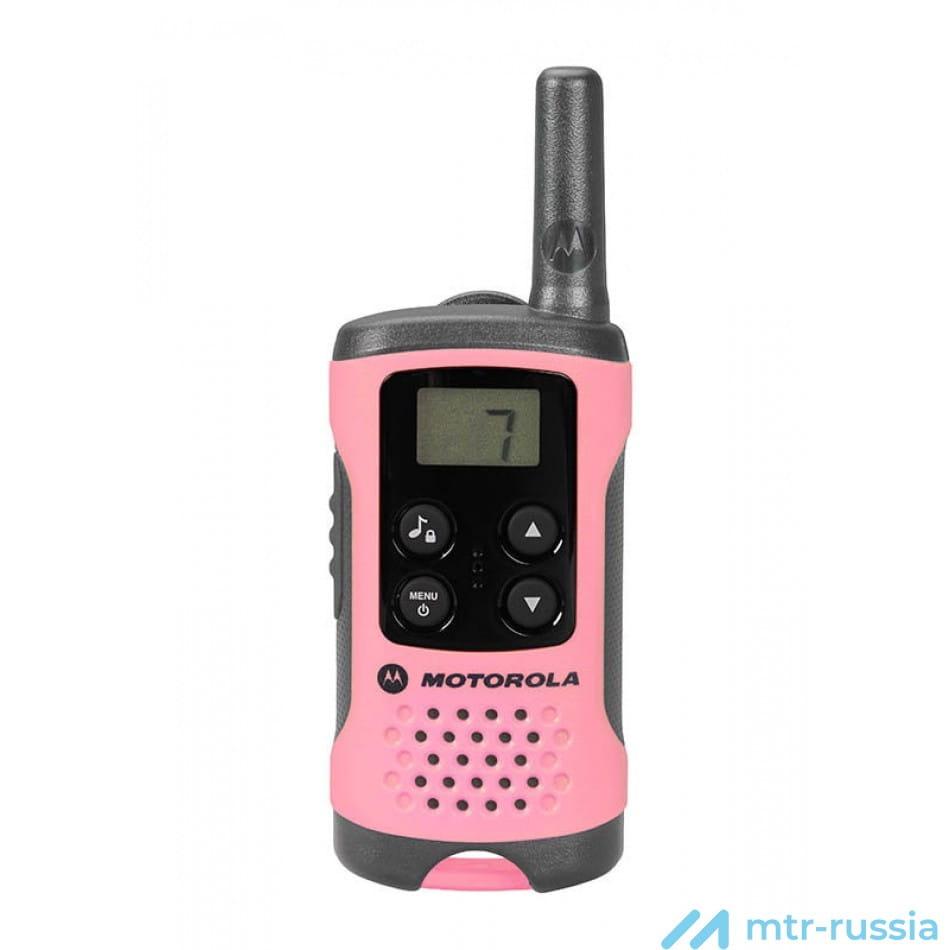 TLKR T41 Pink P14MAA03A1BN в фирменном магазине Motorola