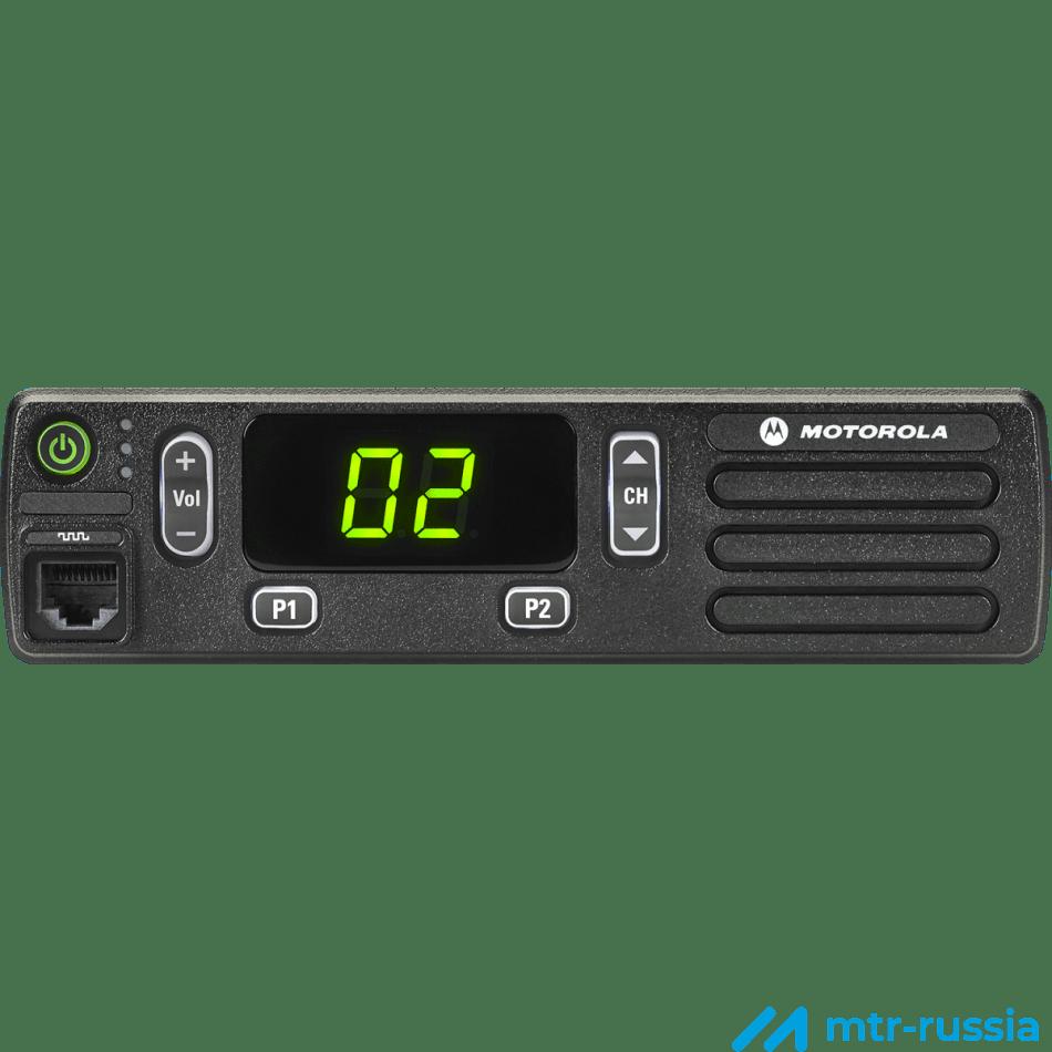 DM1400 аналоговая 136-174 MHz 45V MDM01JQC9JC2_N в фирменном магазине Motorola