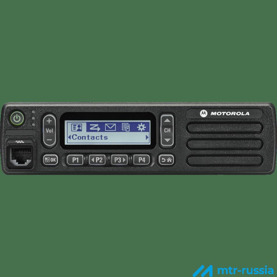 DM1600 аналоговая 136-174 MHz MDM01JNH9JC2_N в фирменном магазине Motorola