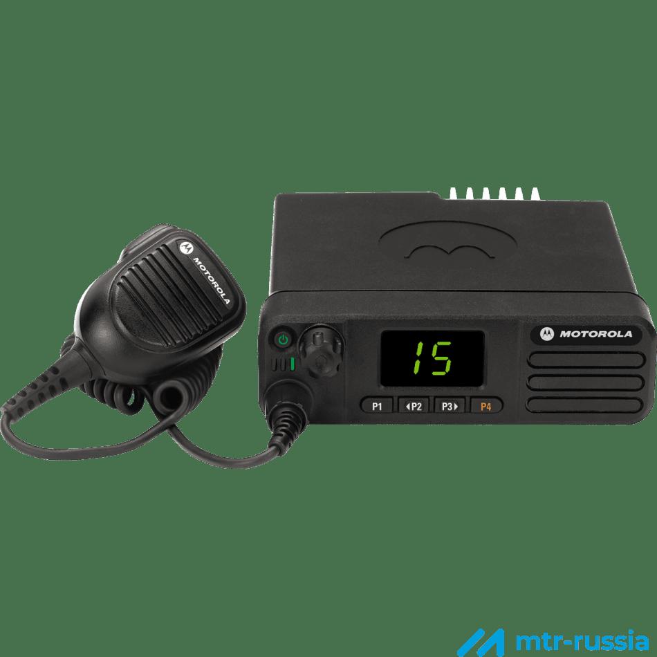 DM4400E цифровая 136-174 MHz 45V MDM28JQC9VA2_N в фирменном магазине Motorola