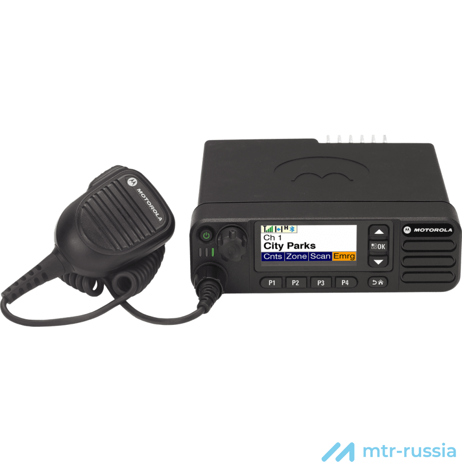 DM4600E цифровая 403-470 MHz 40V MDM28QPN9VA2_N в фирменном магазине Motorola