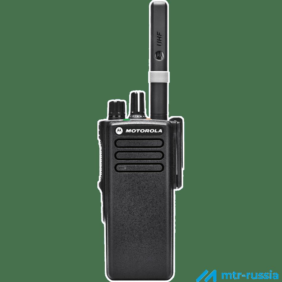 DP4400 цифровая 403-527 MHz MDH56RDC9JA1_N в фирменном магазине Motorola
