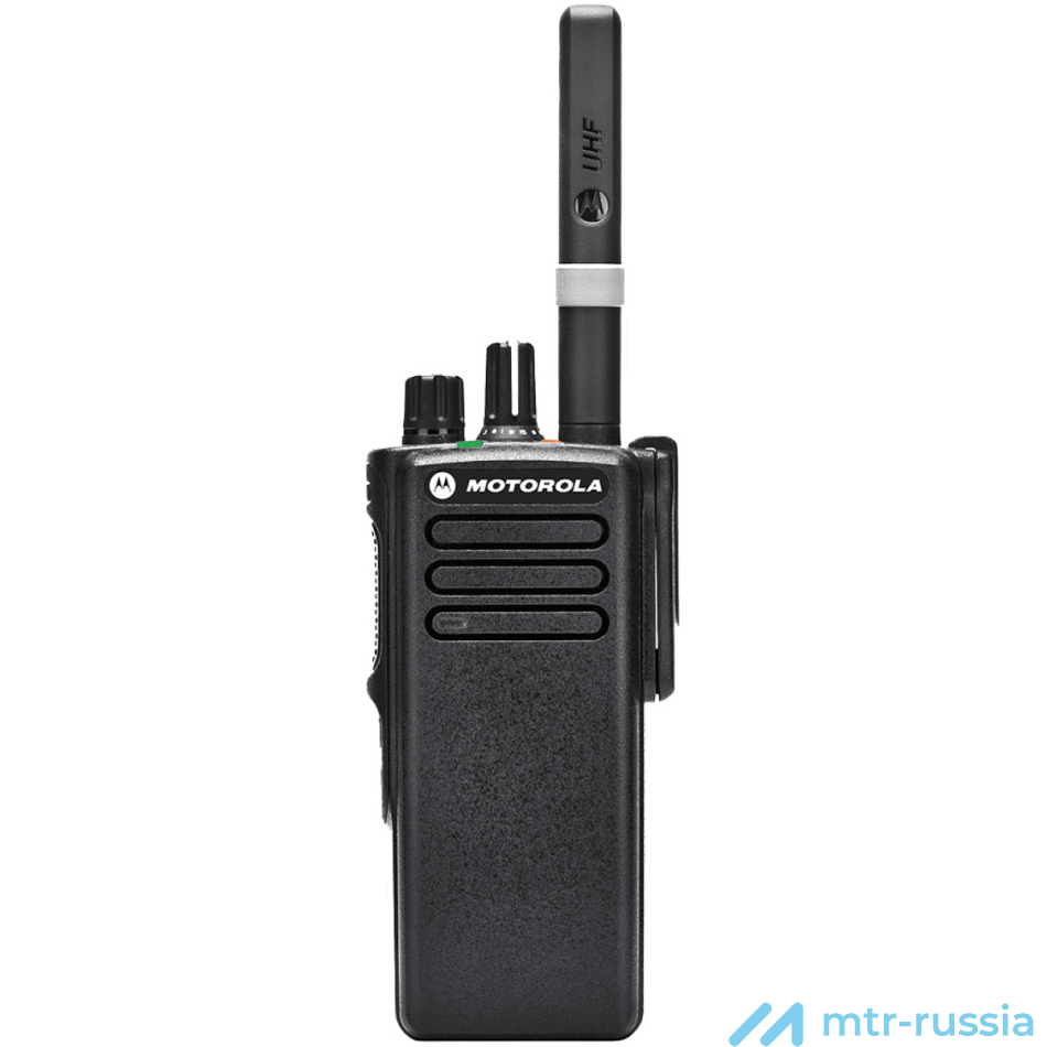 DP4401 цифровая 403-527 MHz GLONASS MDH56RDC9KA2_N в фирменном магазине Motorola