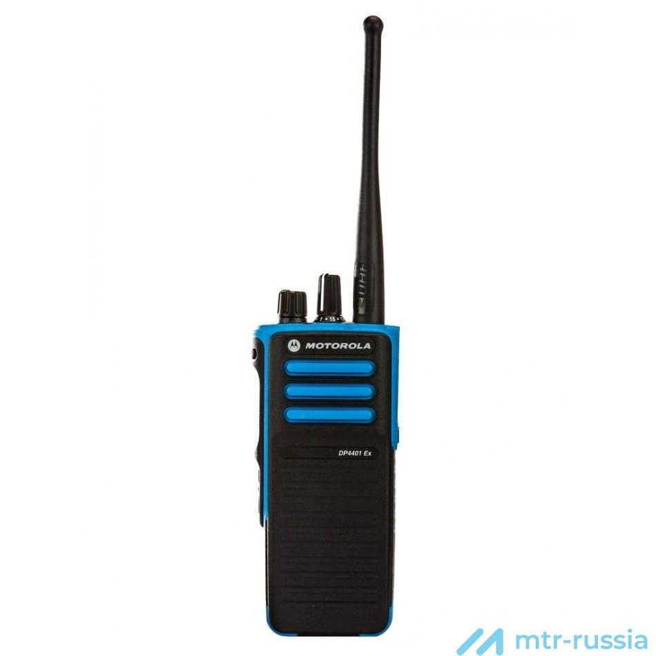 Радиостанция цифро-аналоговая Motorola DP4401 ATEX 403-470 MHz