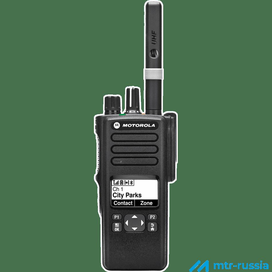 DP4601 цифровая 136-174 MHz MDH56JDH9KA1_N в фирменном магазине Motorola