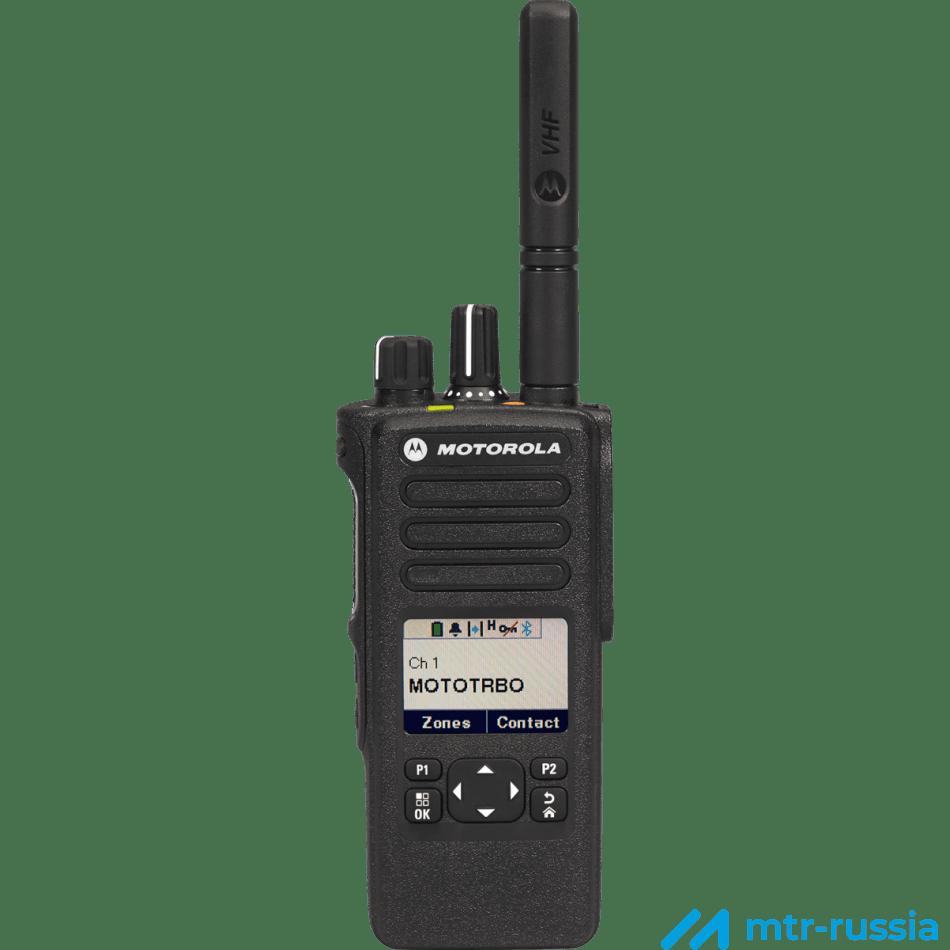 DP4601E цифровая 403-527  MHz MDH56RDQ9RA1_N в фирменном магазине Motorola