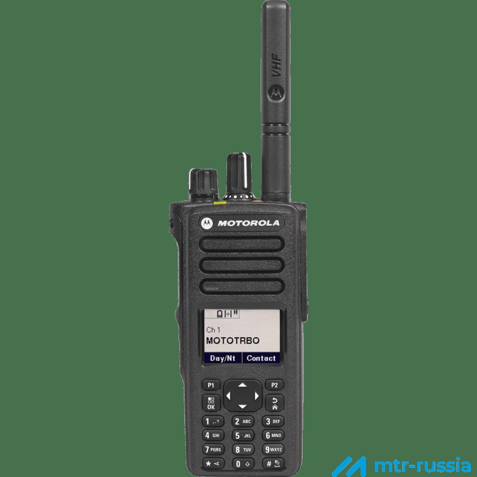 DP4801E цифровая 403-527 MHz MDH56RDN9RA1_N в фирменном магазине Motorola