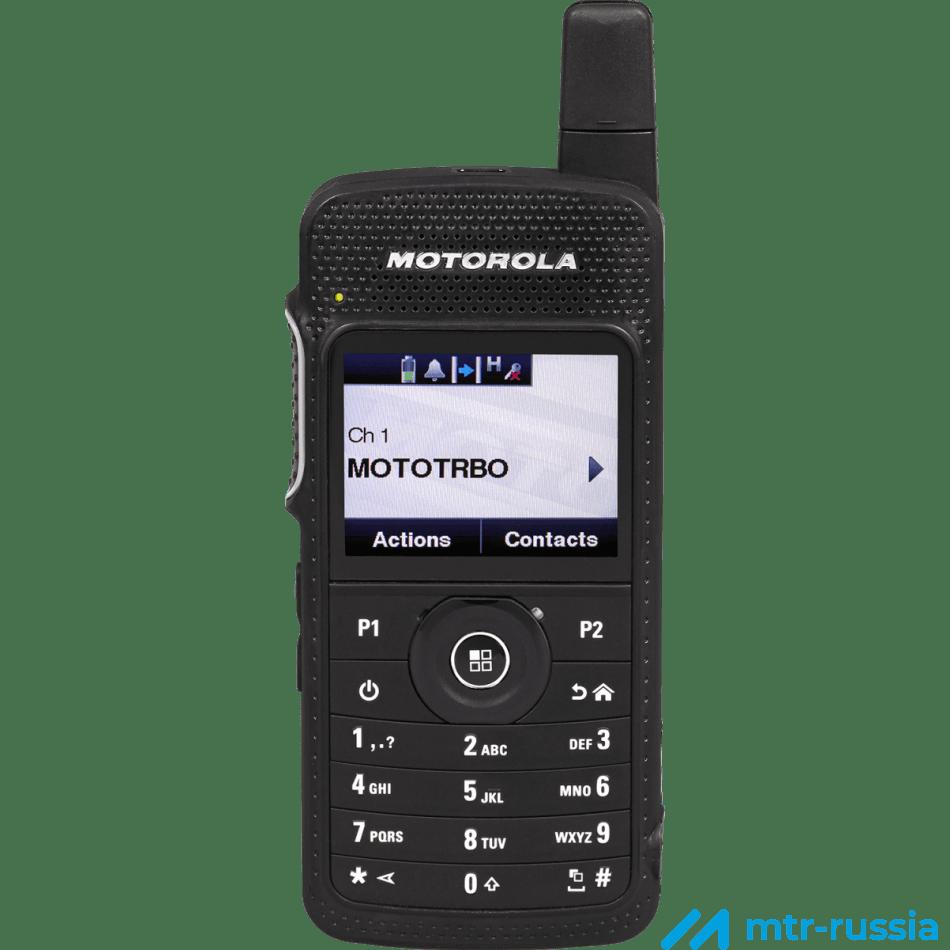 SL4000E цифровая 403-470 MHz MDH81QCN9SA2_N в фирменном магазине Motorola
